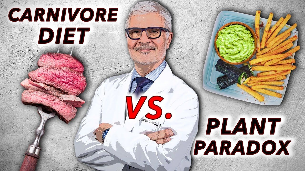 Carnivore Diet Crazy Delicious Or Just Plain Crazy Ep47 Paul Saladino Interview Youtube Plant Paradox Diet Carnivores Plant Paradox