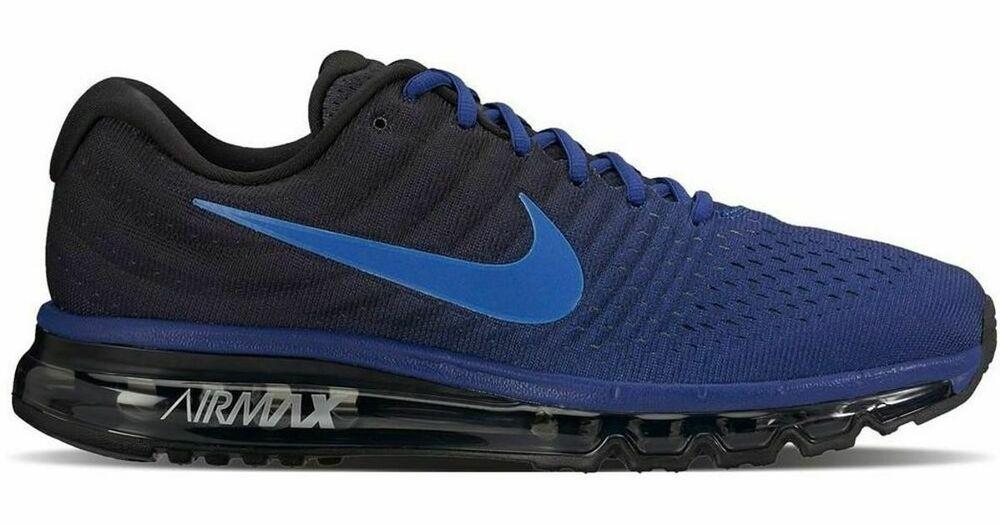 eBay Sponsored) Nike Air Max 2017 Men Running Deep Royal
