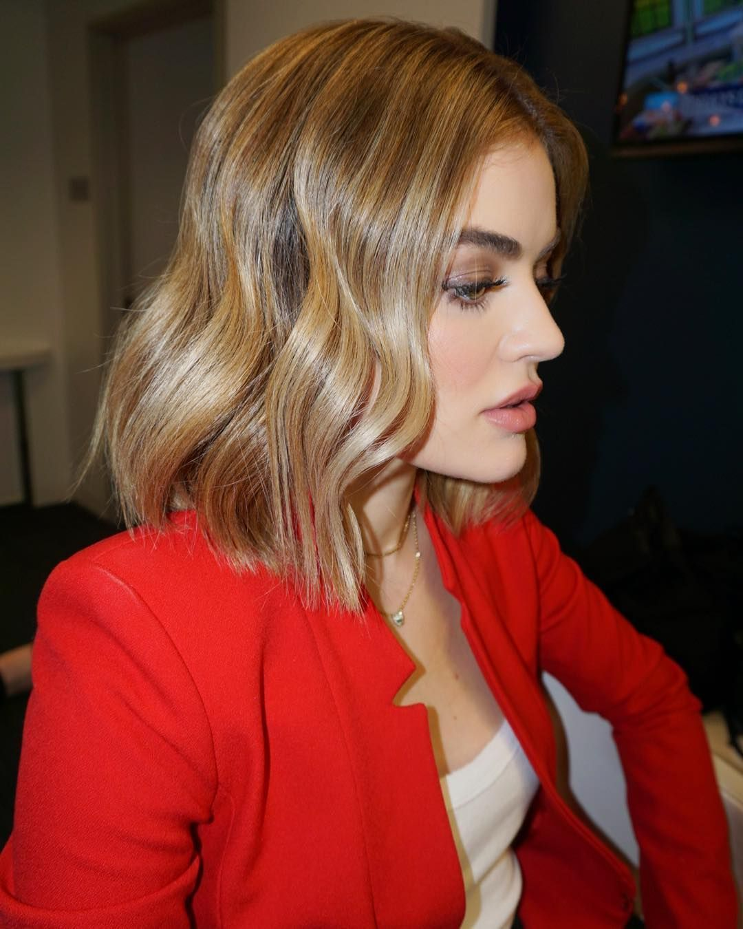 c6130ccceaf The Celebrity Bobs and Lobs That ll Inspire Your Next Cut