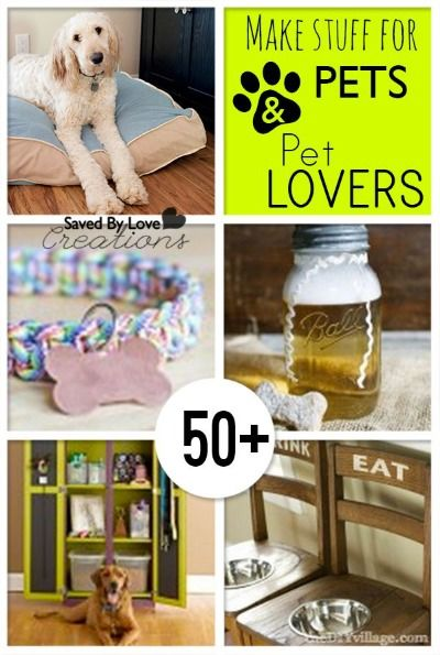 Diy Things To Make For Pets And Pet Lovers Pet People Pets Diy Stuffed Animals