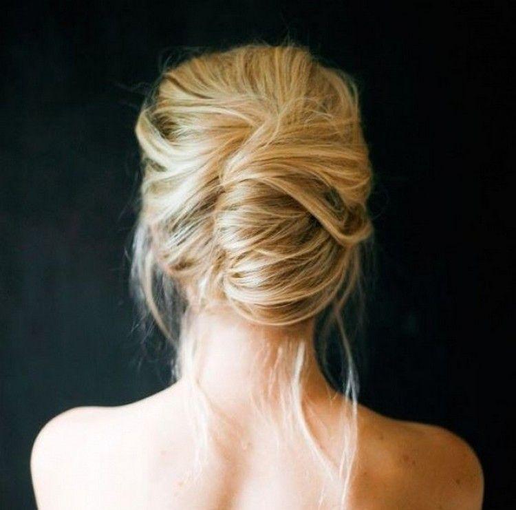 Coiffure facile cheveux long  50 propositions à réaliser sans modération!