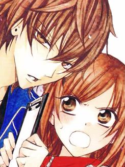 Whatever Came Uppermost Namaikizakari Anime Manga Romance
