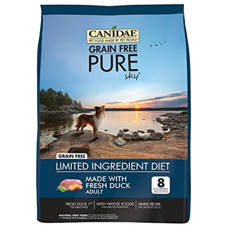 Canidae Grain Free Pure Sky Adult Dog Food 24 Lbs Click On