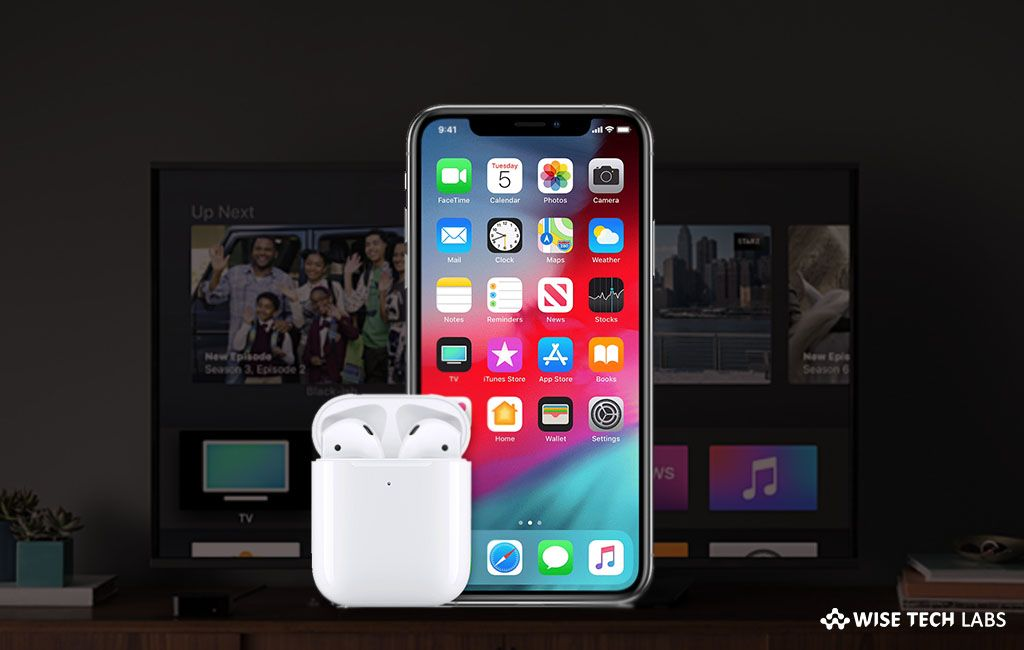 How to pair and use your AirPods with Apple TV (With