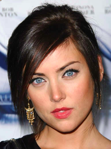 Jessica Stroup dark brown