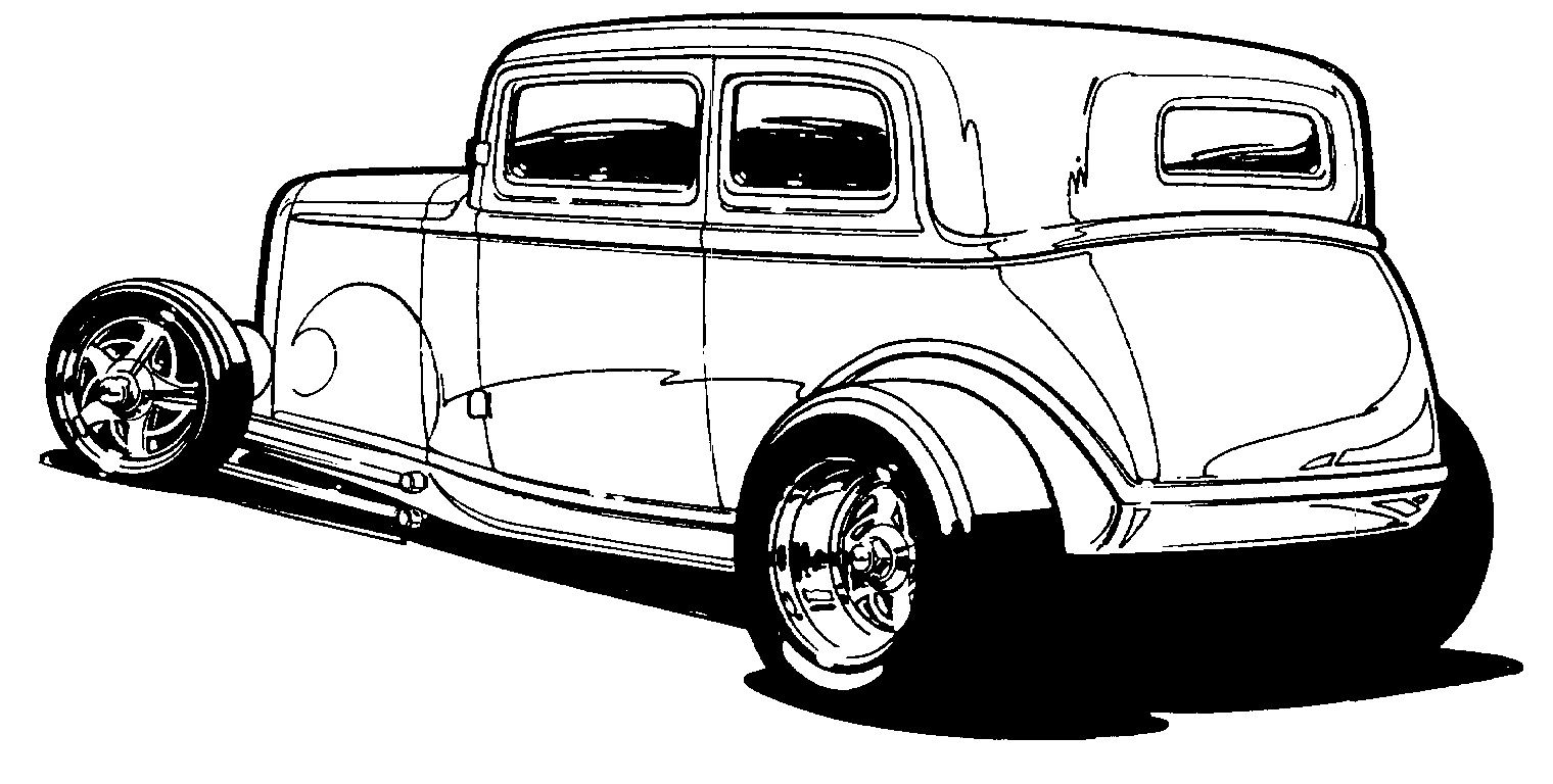 Pin by Pete Woods on Hotrod Clip Art   Pinterest   Cars, Car ...
