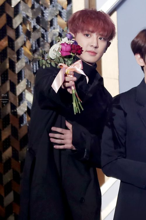 Chanyeol - 160217 5th Gaon Chart K-POP Awards Credit: 온도차. (제5회 가온차트 케이팝 어워드)