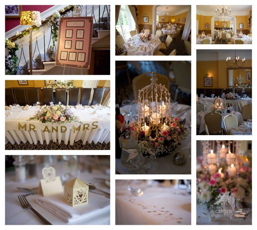 Wedding decoration ideas in the house  vintage wedding decoration ideas st elizabethus house devon wedding