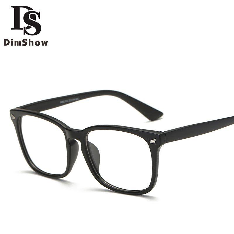 89ab2ea2946 Click to Buy    Dimshow New Vintage Eyeglasses Men Fashion Eye Glasses  Frames.