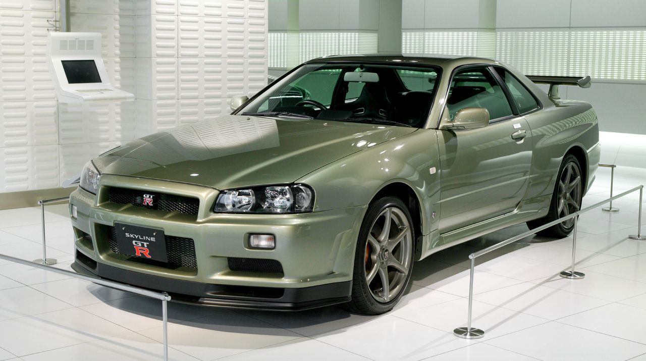 Skyline beastin something timeless about this car and its illegal