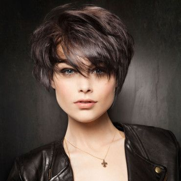 Great cut...love the color
