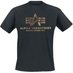 Alpha Industries Basic T T-Shirt Alpha Industries Inc.Alpha Industries Inc. #fashionbasics