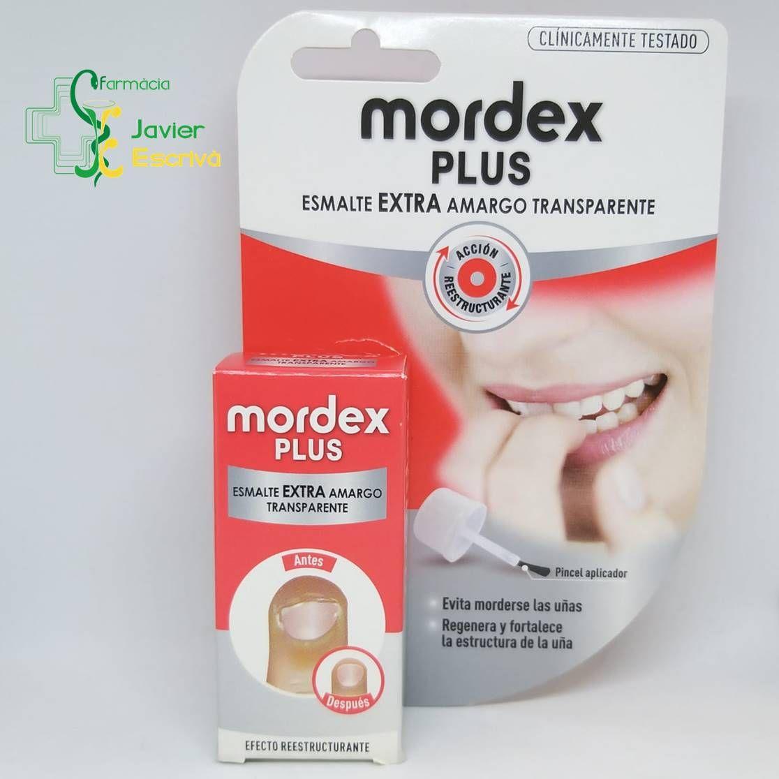 Mordex Plus Solución 9ml De Urgo Uñas Mordidas Las Uñas Esmaltes