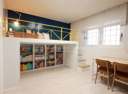 Photo of 목동4단지 아파트 인테리어,35 평형 [옐로플라스틱, yellow plastic, 옐로우플라스틱]