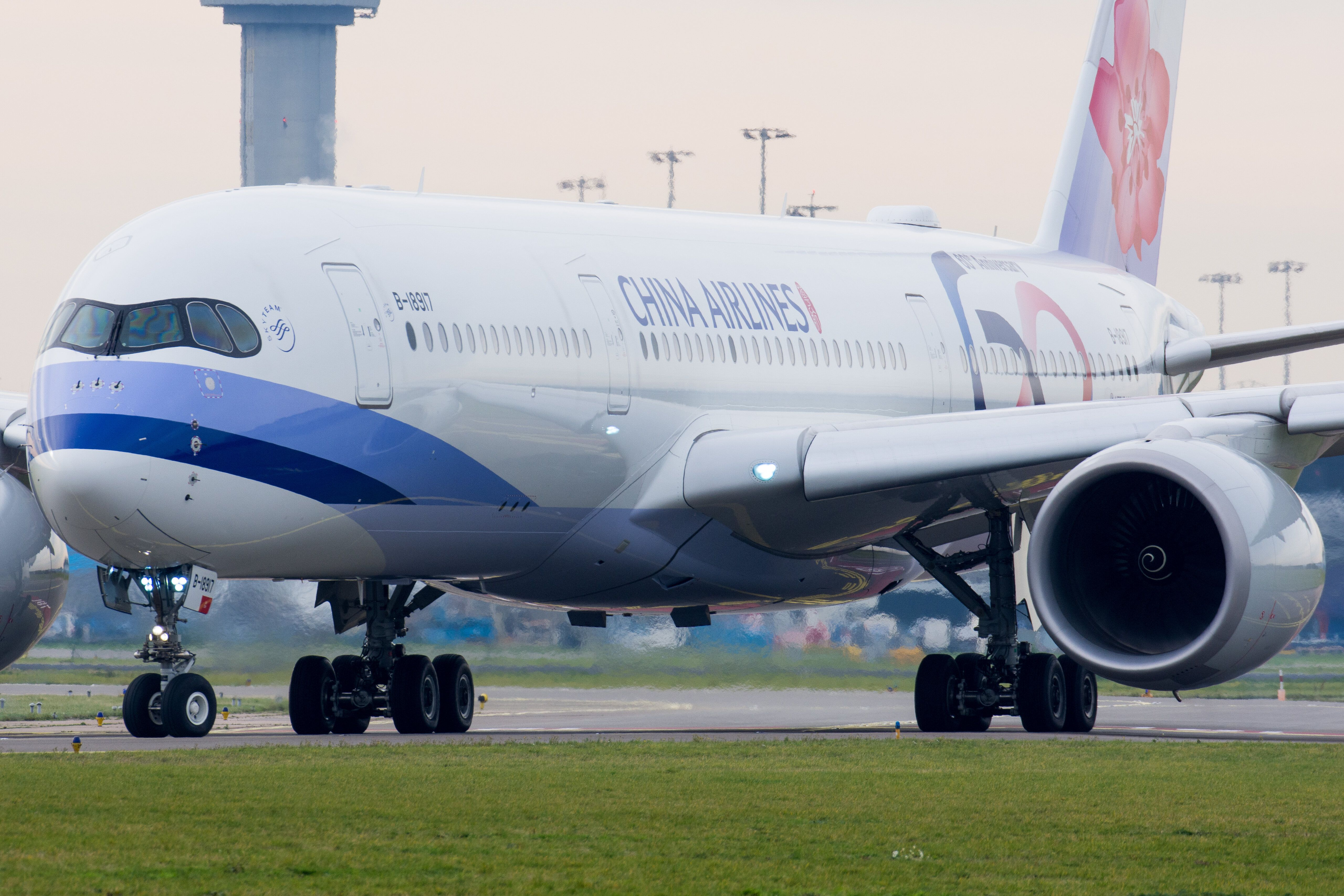 China Airlines A350941 B18917 in 2020 China airlines
