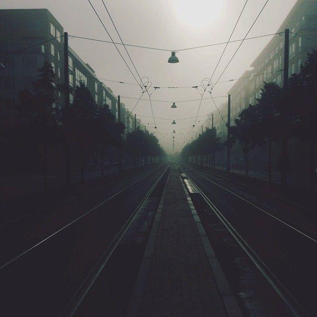 Massive fog ☁️ #Padgram