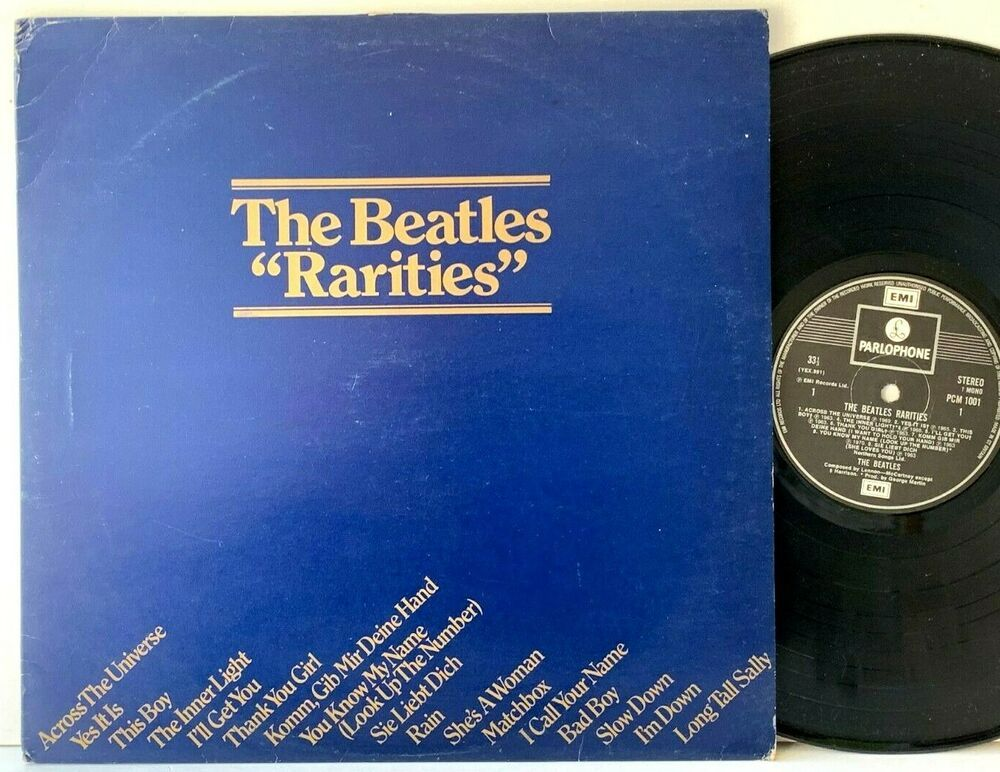 The Beatles Rarities Parlophone Emi Pcm 1000 Uk Lp Vinyl Record Album Ebay In 2020 Vinyl Records Vinyl Record Album Lp Vinyl