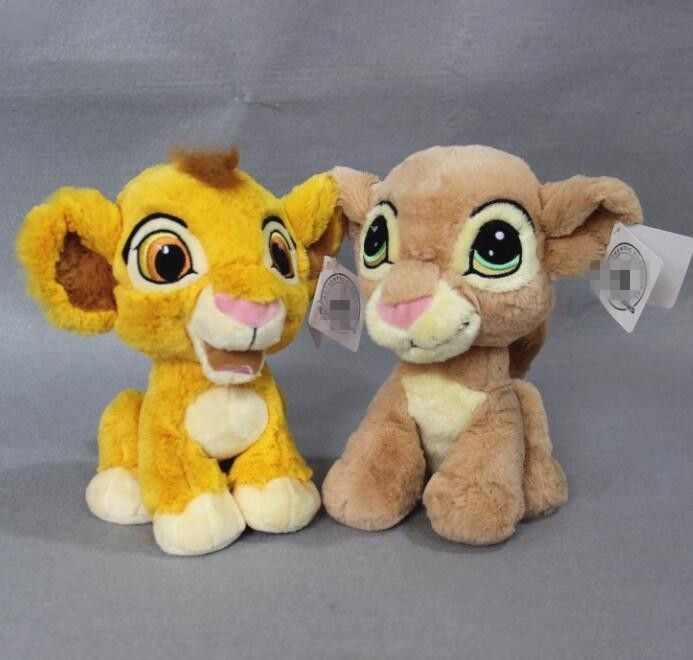 These writers have also been involved in the writing of several other animated features, either with disney or other studios. The Lion King Simba and Nana 25cm High Quaitly Children ...
