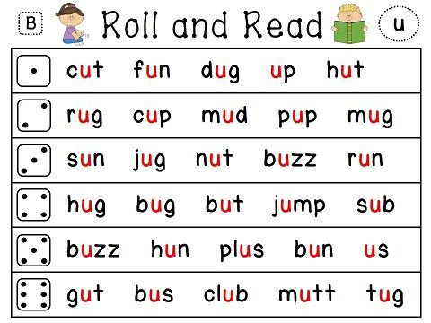 Reading Fluency Word Work Centers | Phonics