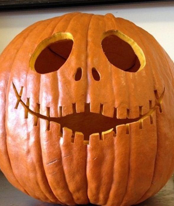Pumpkin Idea Pumpkin Carving Halloween Pumpkins Carvings Pumpkin