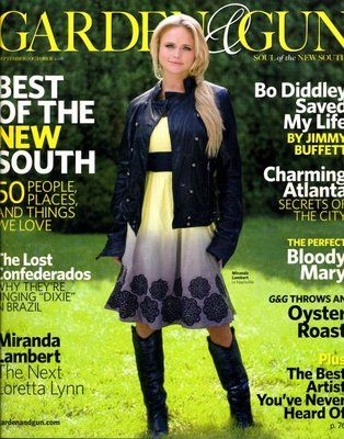 Garden and Gun Magazine....didn\'t know it existed. | AWESOME ...