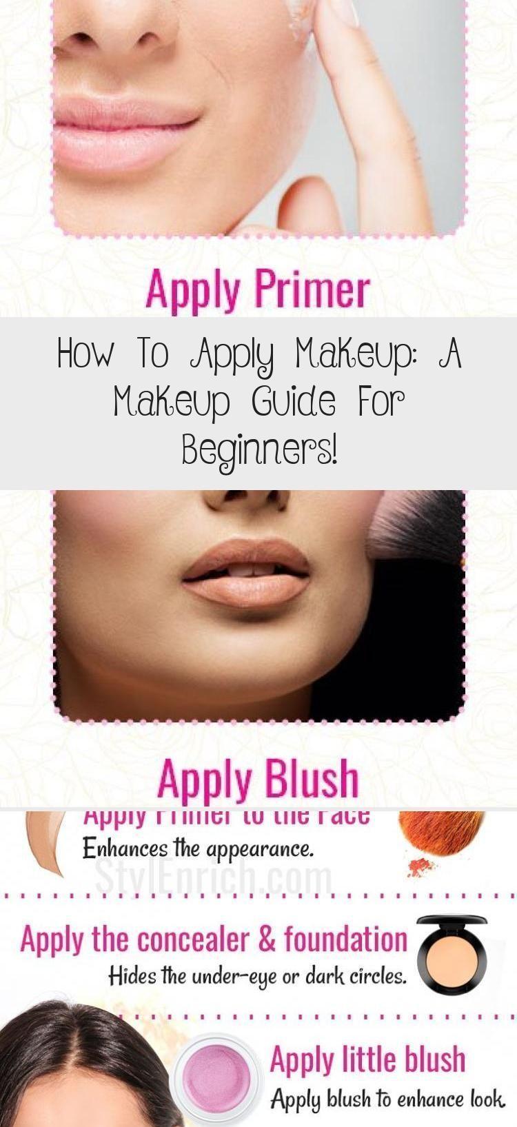 Steps To Apply Makeup For Beginners Makeup Vidalondon Dark Smokey Eye Smokey Eye Makeup Smokey Eye Tutorial
