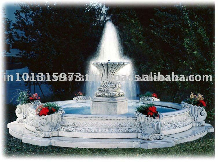 #Carving marble water fountain, #indian water fountains, #outdoor water fountain