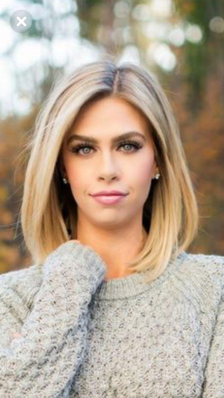 hair & makeup!! | hair in 2019 | hair styles, short straight