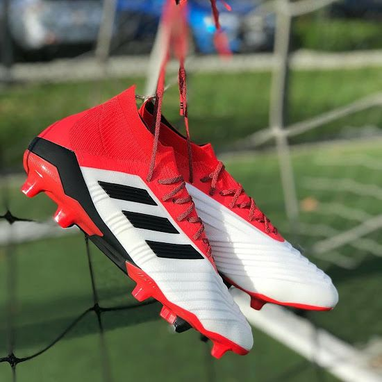 brand new 90302 2f564 UPDATE Cold Blooded Adidas Predator 18 Leather Boots Leaked - Footy  Headlines