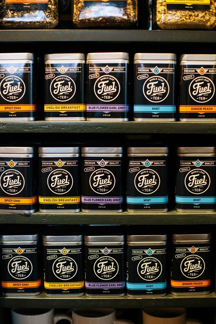 Fuel coffee company coffee branding coffee market