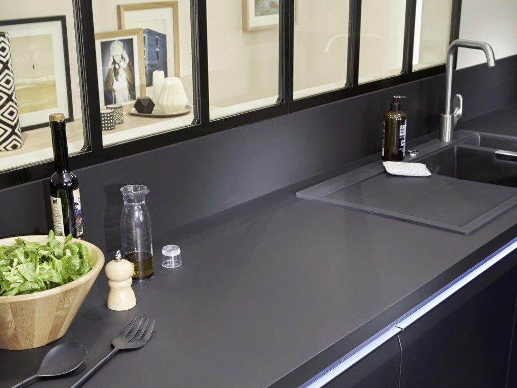 Plan De Travail Quartz Lapeyre Prix relooking industriel dans la cuisine | meuble cuisine, idee