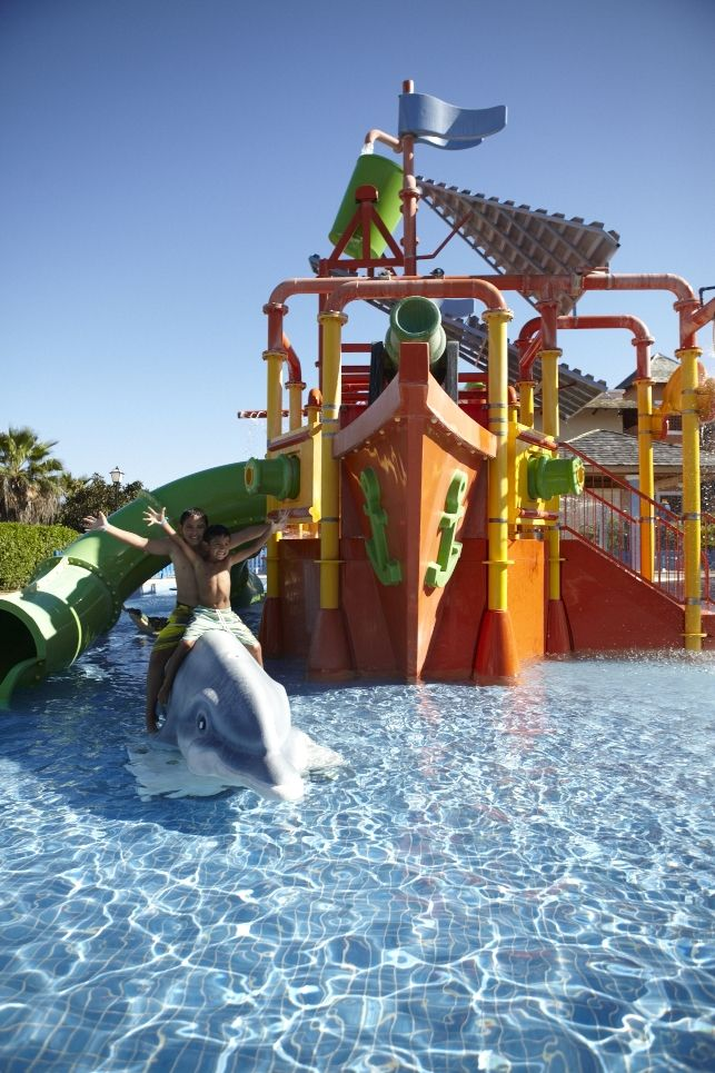 Lets Go Sailing With The Dolphins At IBEROSTARVaradero Cuba Kids Pool
