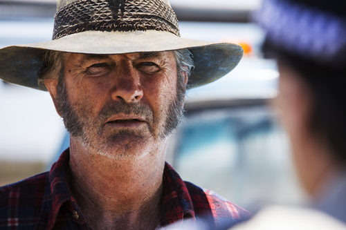 WolfCreek2 (2014) Movie Fact film (With images) Scary