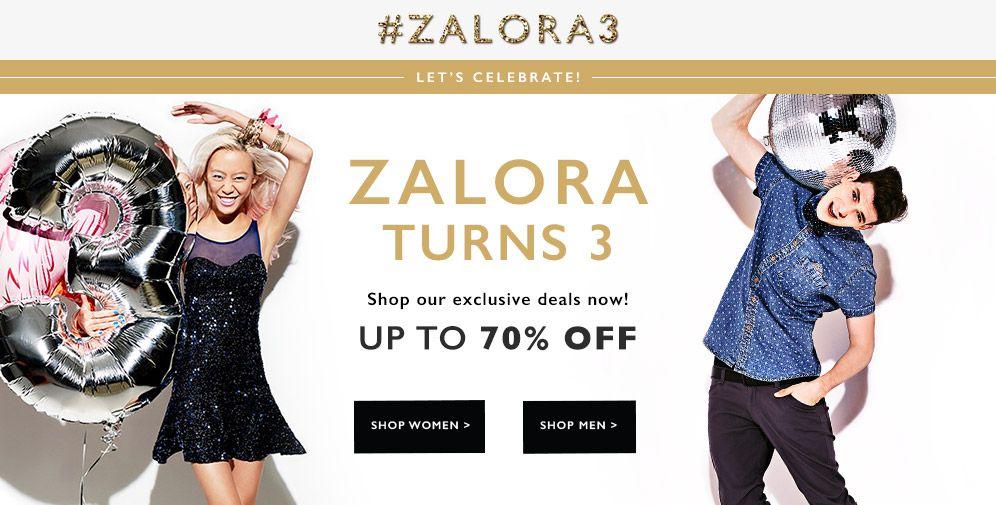 Zalora Anniversary Google Search Anniversary Sale Anniversary Sale Banner