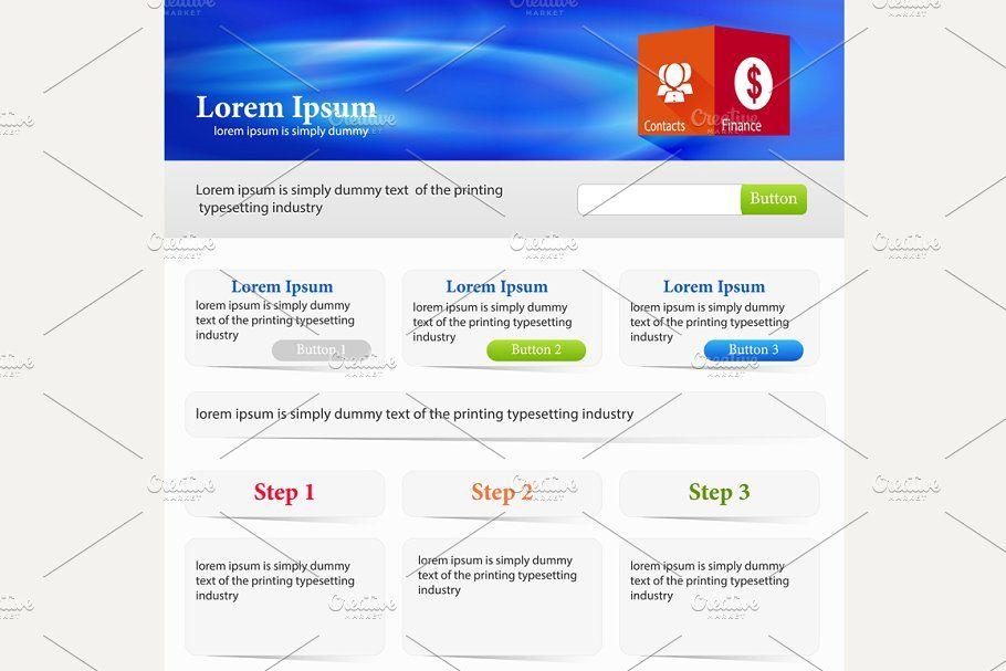 Web Site Design Navigation Elements In 2020 Site Design Website Design Design