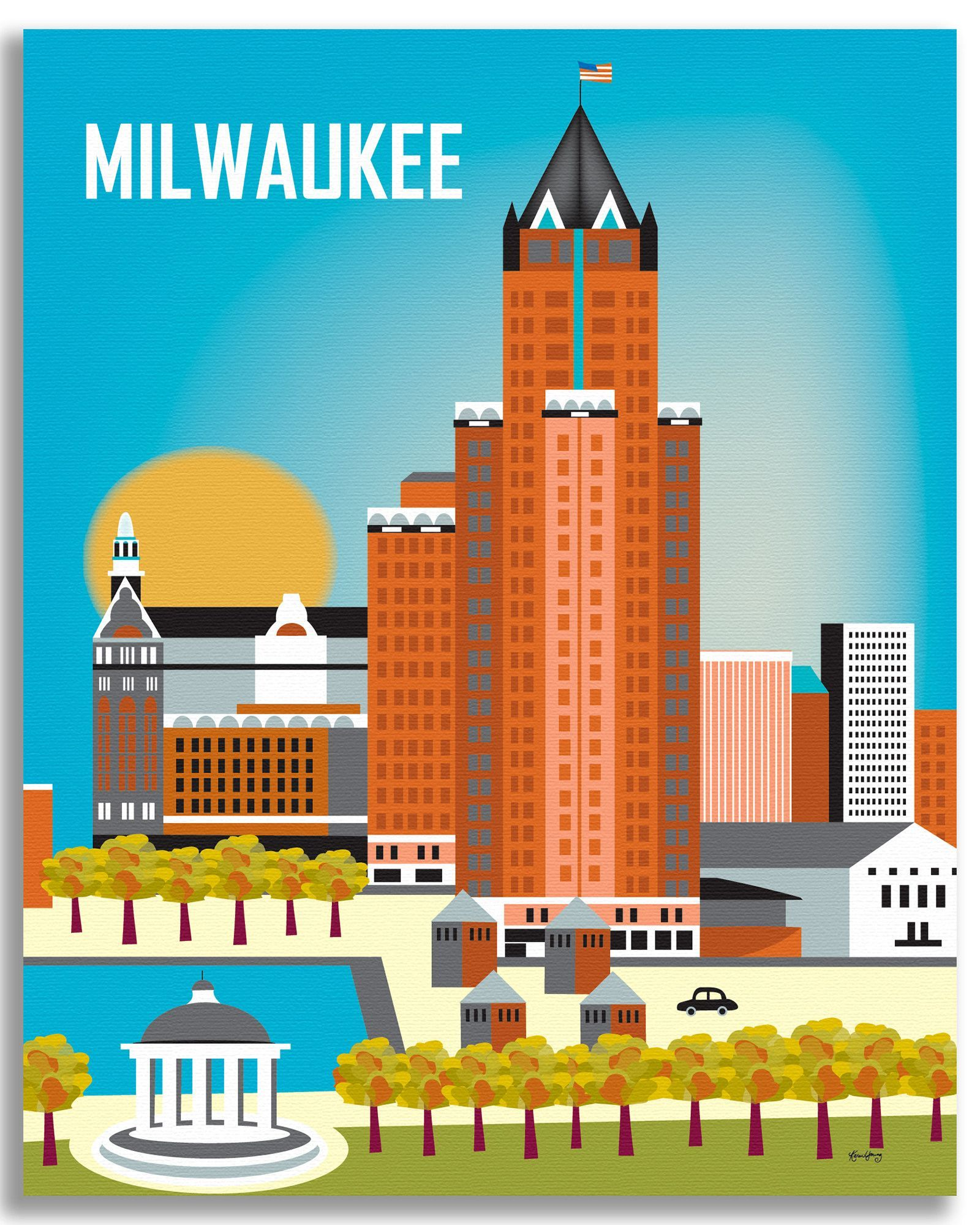 Milwaukee wisconsin wisconsin travel gifts and travel posters milwaukee wisconsin aiddatafo Images
