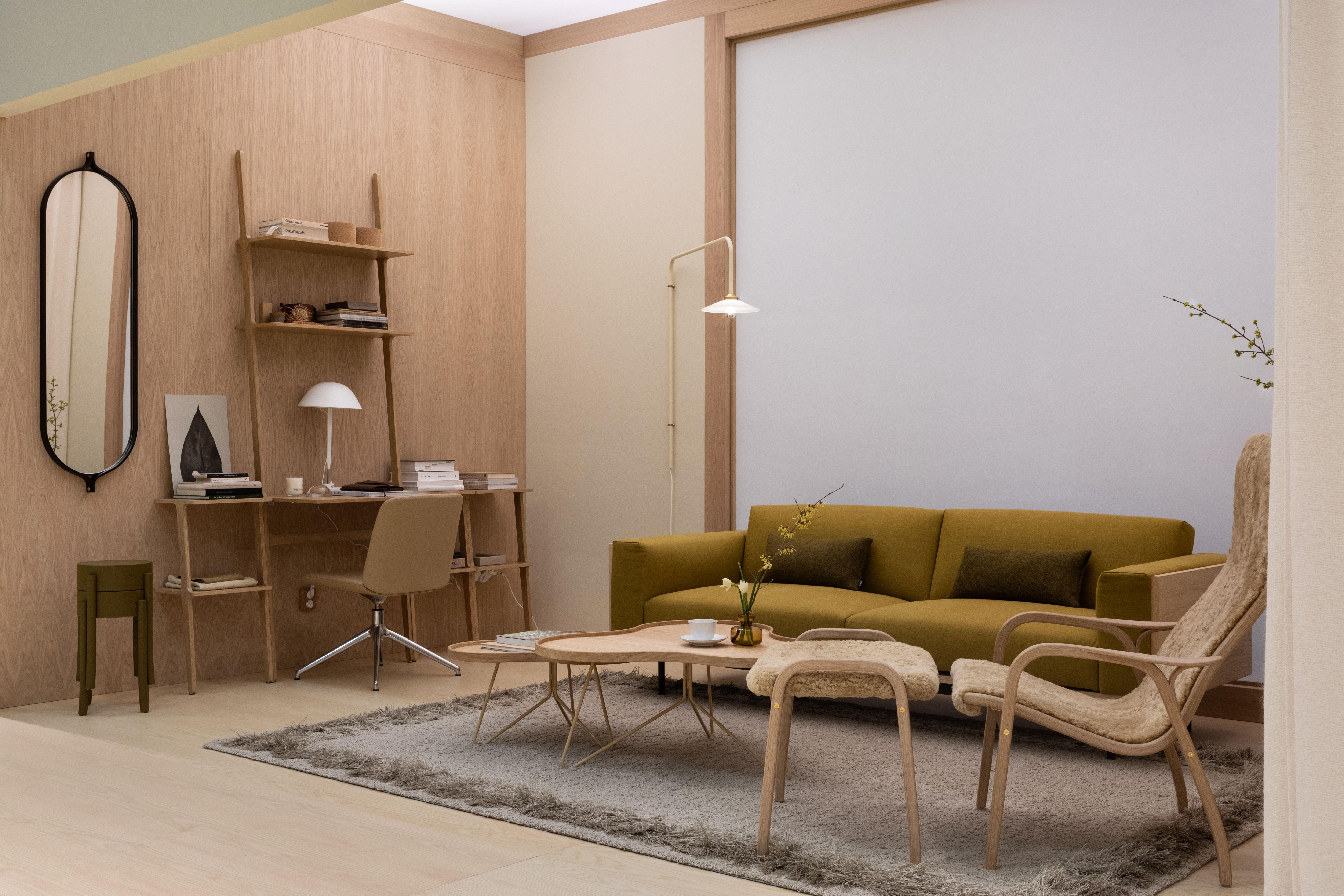 Libri Desk Design Michael Bihain In 2020 Furniture Home Decor