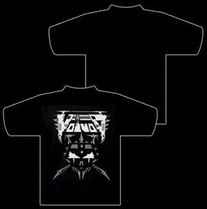 Voivod Korgul Logo Shirt  I love this #metal shirt.