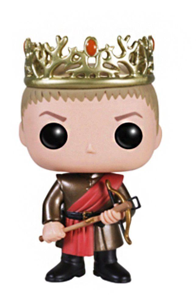 Game Of Thrones Joffrey Baratheon Pop Vinyl