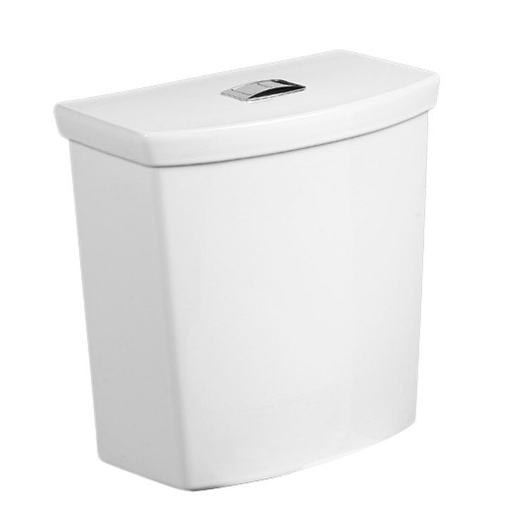 American Standard 4133a 518 020 H2option Siphonic Dual Flush Toilet Tank With Push Button Actuator Aquaguard Liner 1 28 Gpf Dual Flush Toilet American Standard Toilet