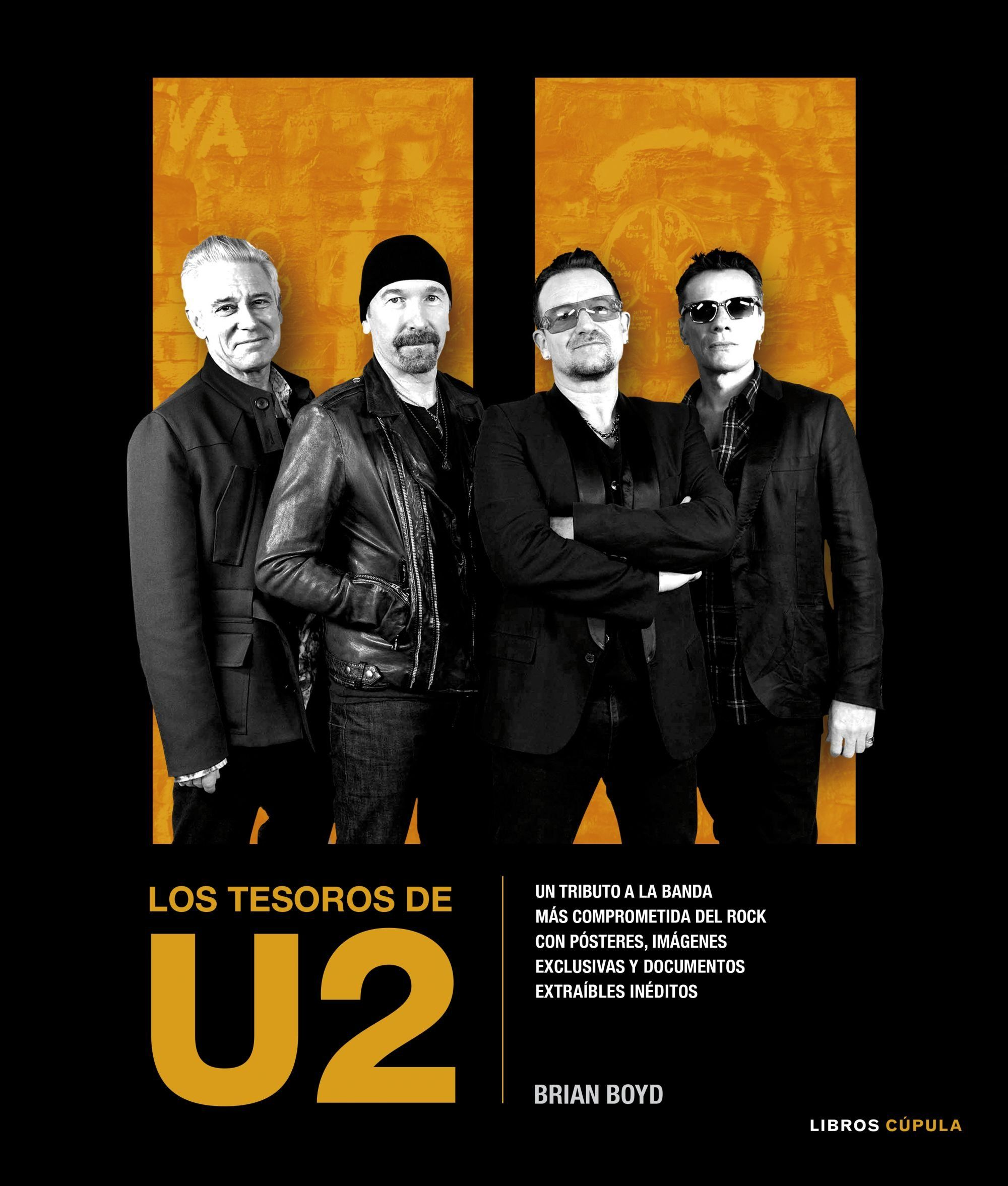 Los tesoros de U2 (M¨²sica y cine) #de, #tesoros, #Los