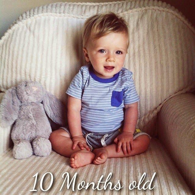 Tessa Rayanne-10 months old | Someday | Pinterest | Babies, 9 ...