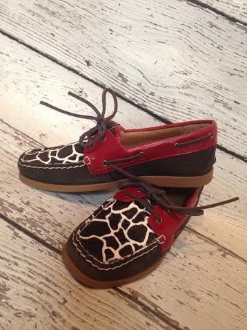 41436b32f74 Ariat Palisade Brown Ruby Deck Shoe