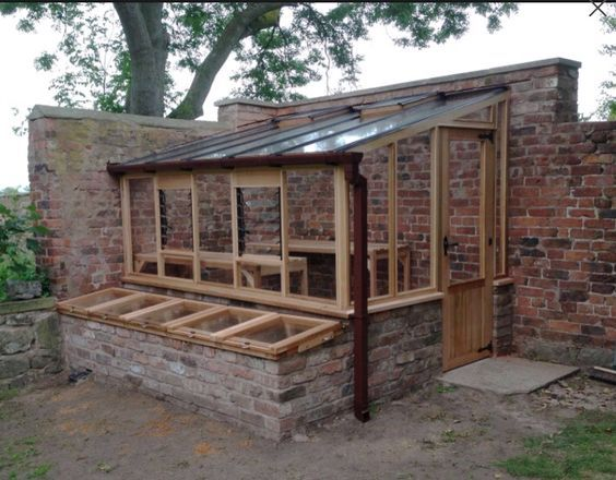 Lean-to - Woodpecker Joinery