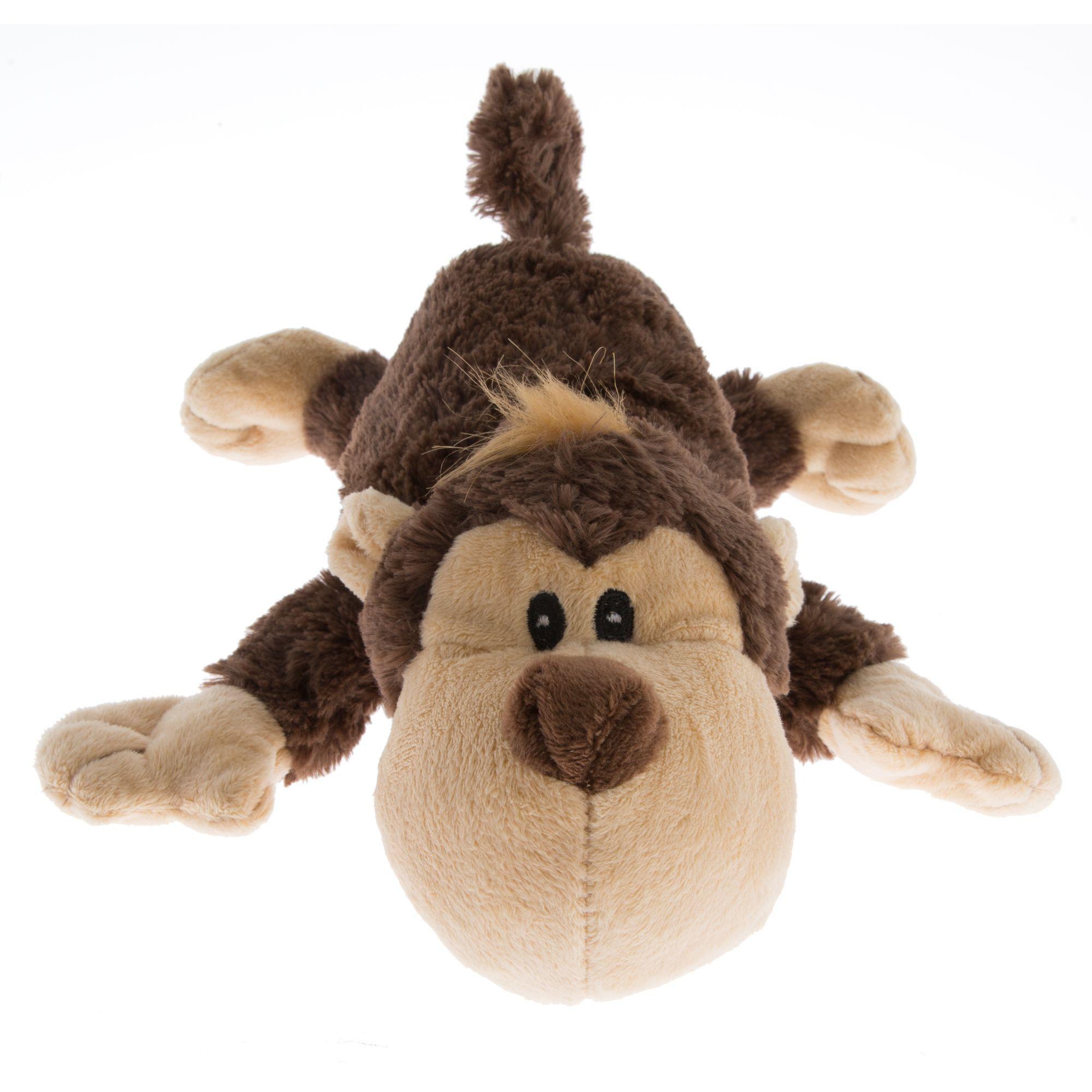 KONG® Cozie Spunky Monkey Dog Toy in 2020 Best dog toys