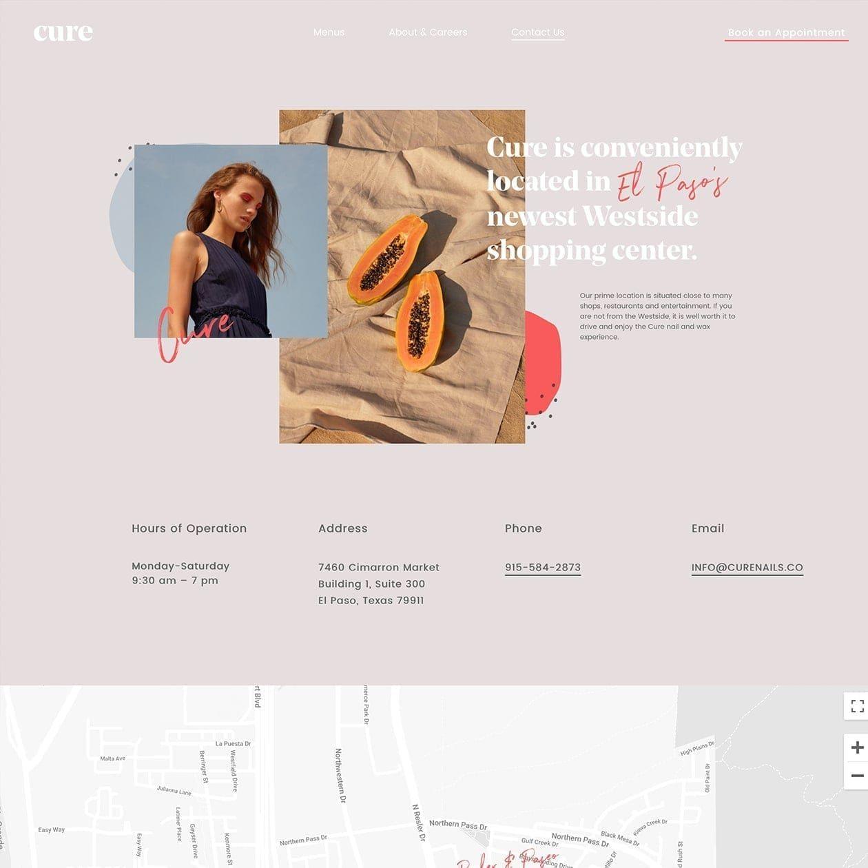 Seven Creative Web Design Tips For Non Designers The Fourth House Co In 2020 Web Design Tips Creative Web Design Website Design