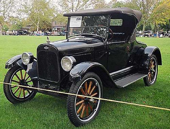 1924 Chevrolet Superior