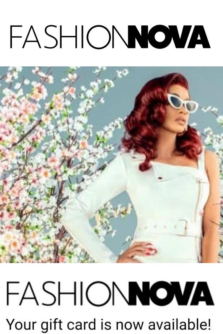 Free 100 Fashionnova Gift Card Hack In 2020 Fashion Nova Insta Fashion Gift Card