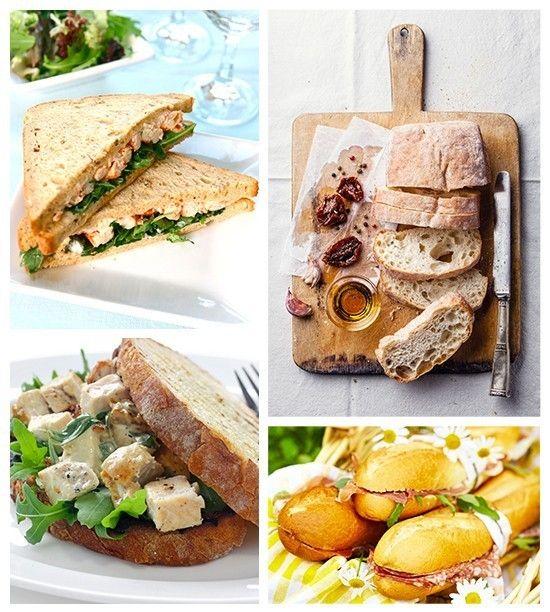Tutti al mare o in montagna! Idee picnic: 8 panini light per pranzi all'aperto     casadivita.despar.it