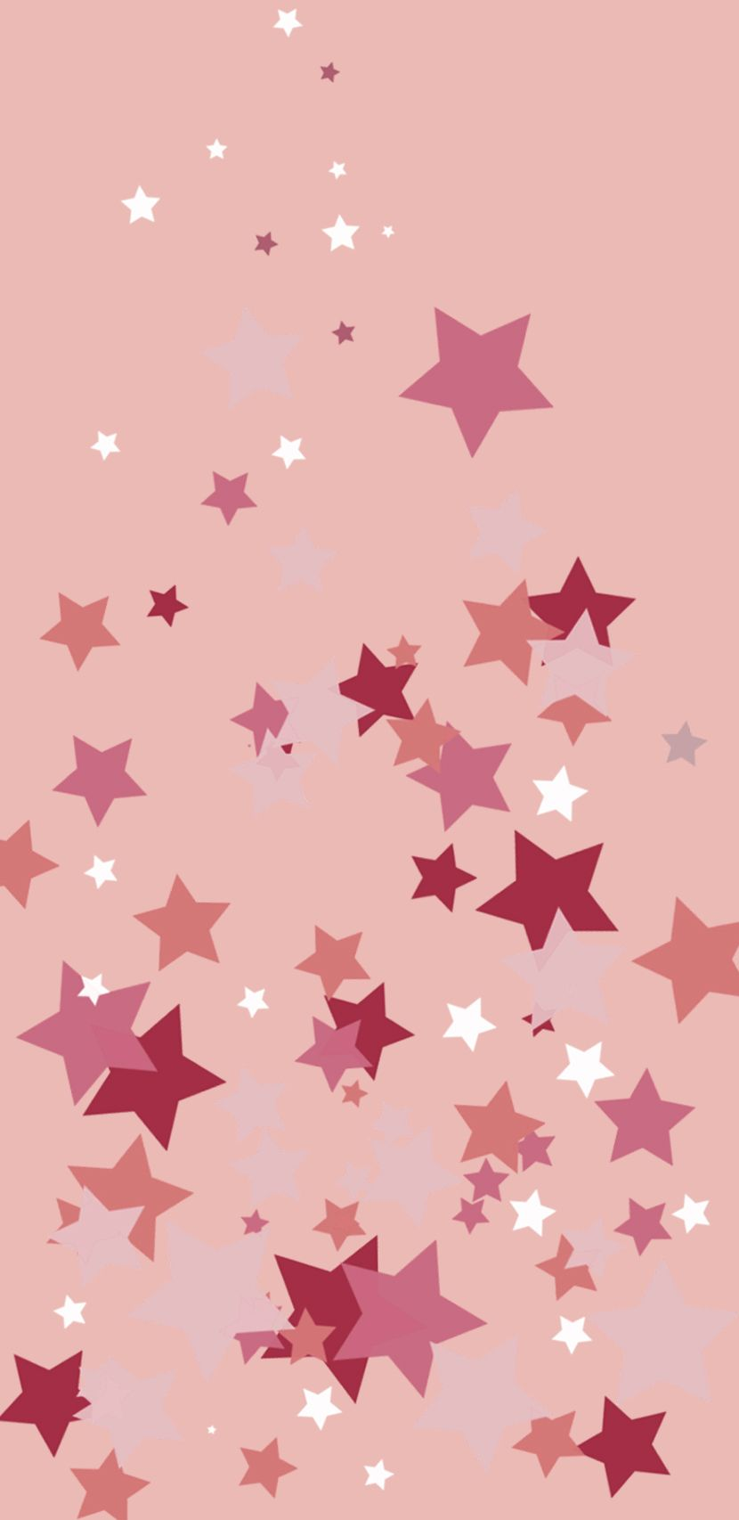 Universe Galaxy Stars Planets Space Pastel Colors Wallpaper